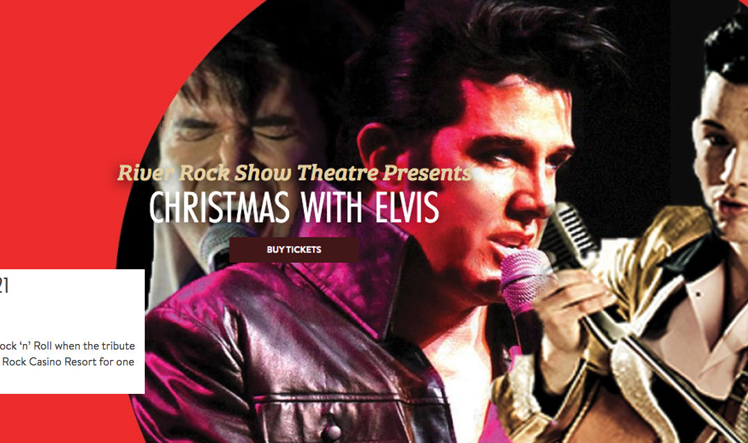 Legends Of Rock And Roll – Elvis, Elvis, Elvis